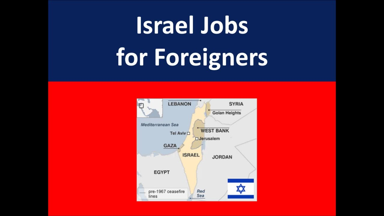 Jobs Israel