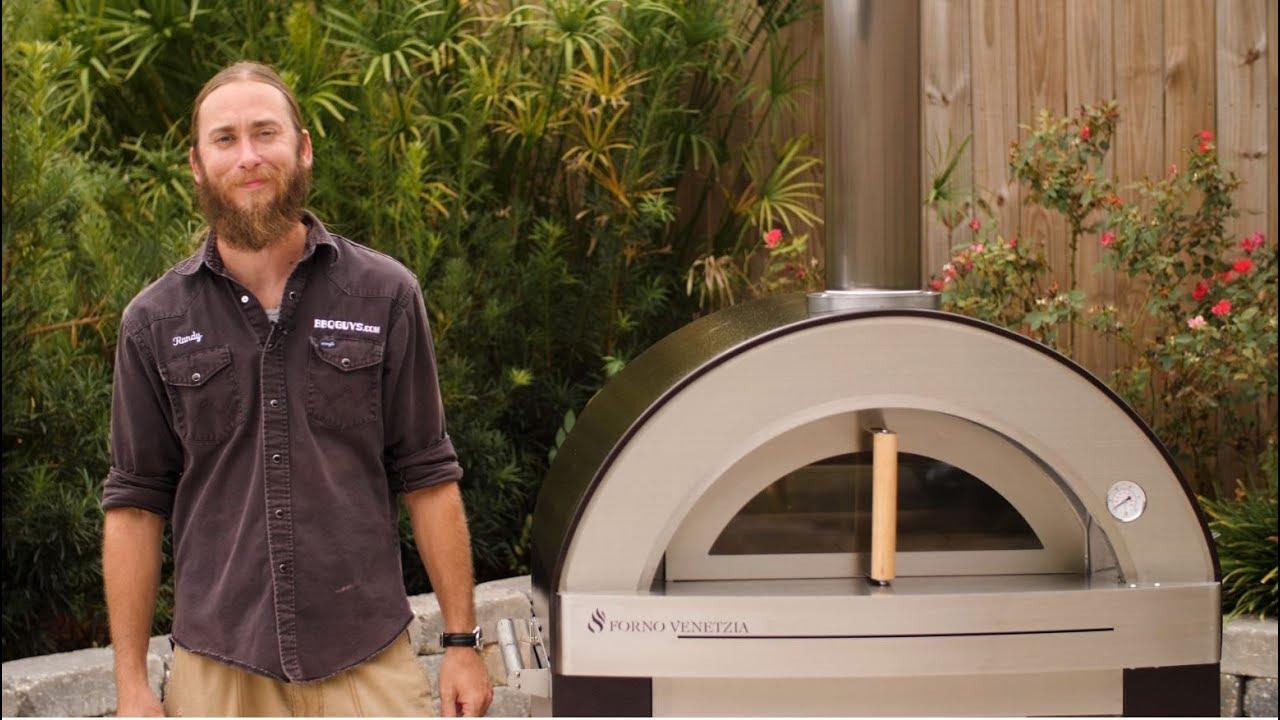 Forno Venetzia Torino 500 Wood Burning Pizza Oven Review Bbqguys