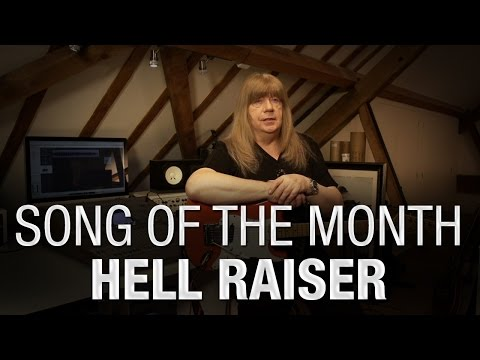Sweet  08Song Of The Month Hell Raiser