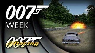 007 Week - Episode 2 - 007 Racing (PS1)