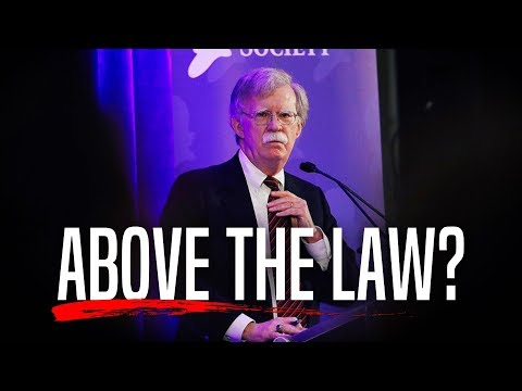 John Bolton Threatens International Court Investigating U.S. War Crimes