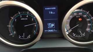 TOYOTA LAND CRUISER PRADO 150  2.7 engine sound