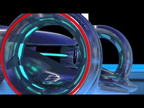 LA Auto Show 2011 Design Challenge - Mercedes Silver Arrow - Silver Lightning