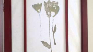 Ширма «Дайнам»(Легкая полупрозрачная ширма с цветочным рисунком. Изготовлена из натуральных материалов. Каркас выполнен..., 2015-05-14T17:26:59.000Z)