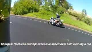 Motorcycle Police Chases