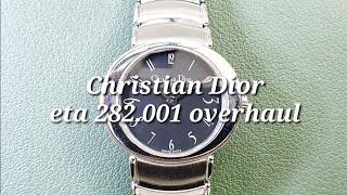 크리스챤 디올 eta 282.001 오버홀 (Chris…