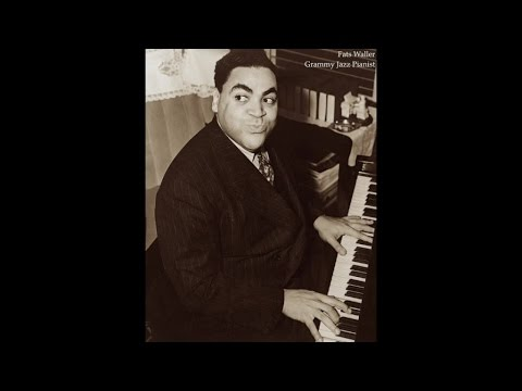 Fats Waller - Grammy Jazz Pianist (Classic Jazz Records ...