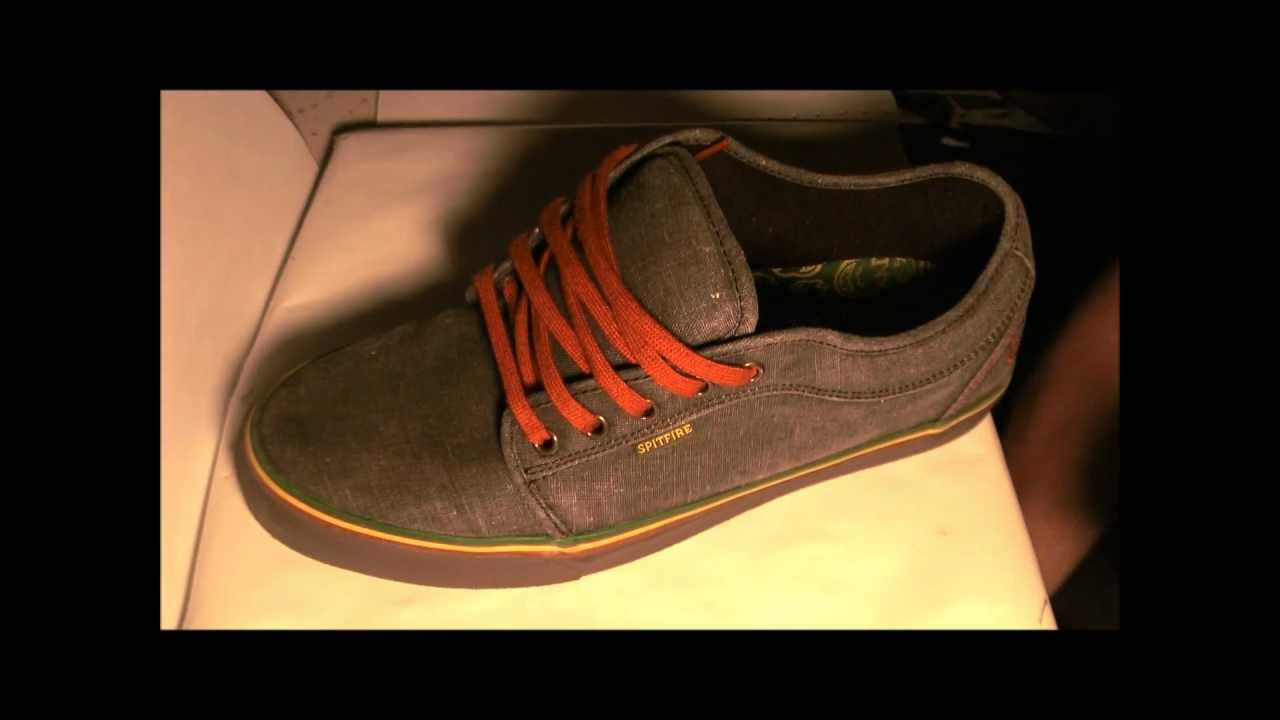 f1b484087f Review of the Vans Chukka Low Spitfire x Cardiel Hemp Rasta Skate Shoe