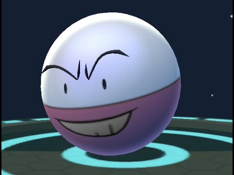 electrode and voltorb - photo #40