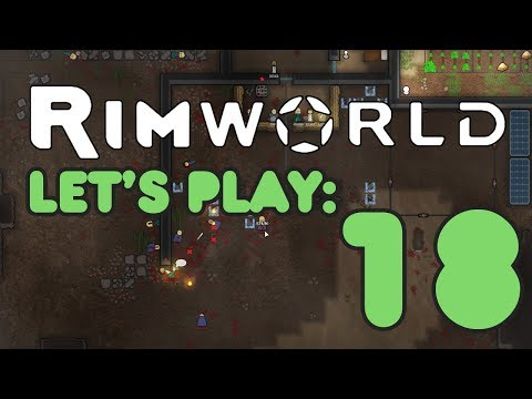 RimWorld Pre-α #18 Everything is on Fire!