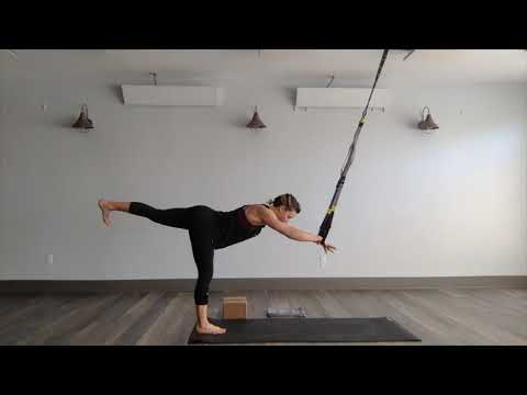 TRX Live   Yoga Flow
