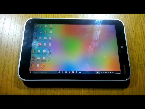 Toshiba Encore 8 Windows Tablet Pc Review (Gaming-Web Browsing-OTG-Work-General use)