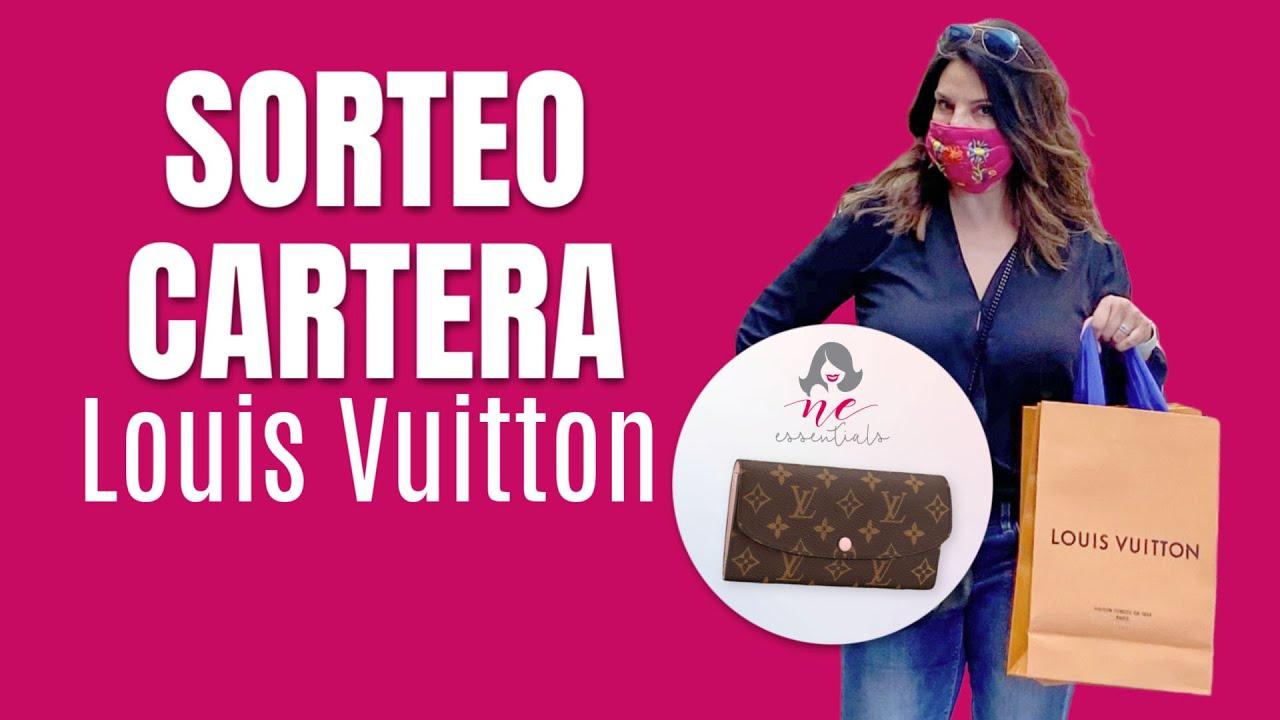 Sorteo CARTERA LOUIS VUITTON con tus compras de Suero Antiedad NE ESSENTIALS