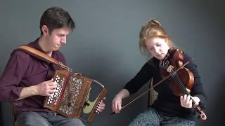 Mazurka - Origin Of The World (Dave Shepherd, Blowzabella) - fiddle/melodeon