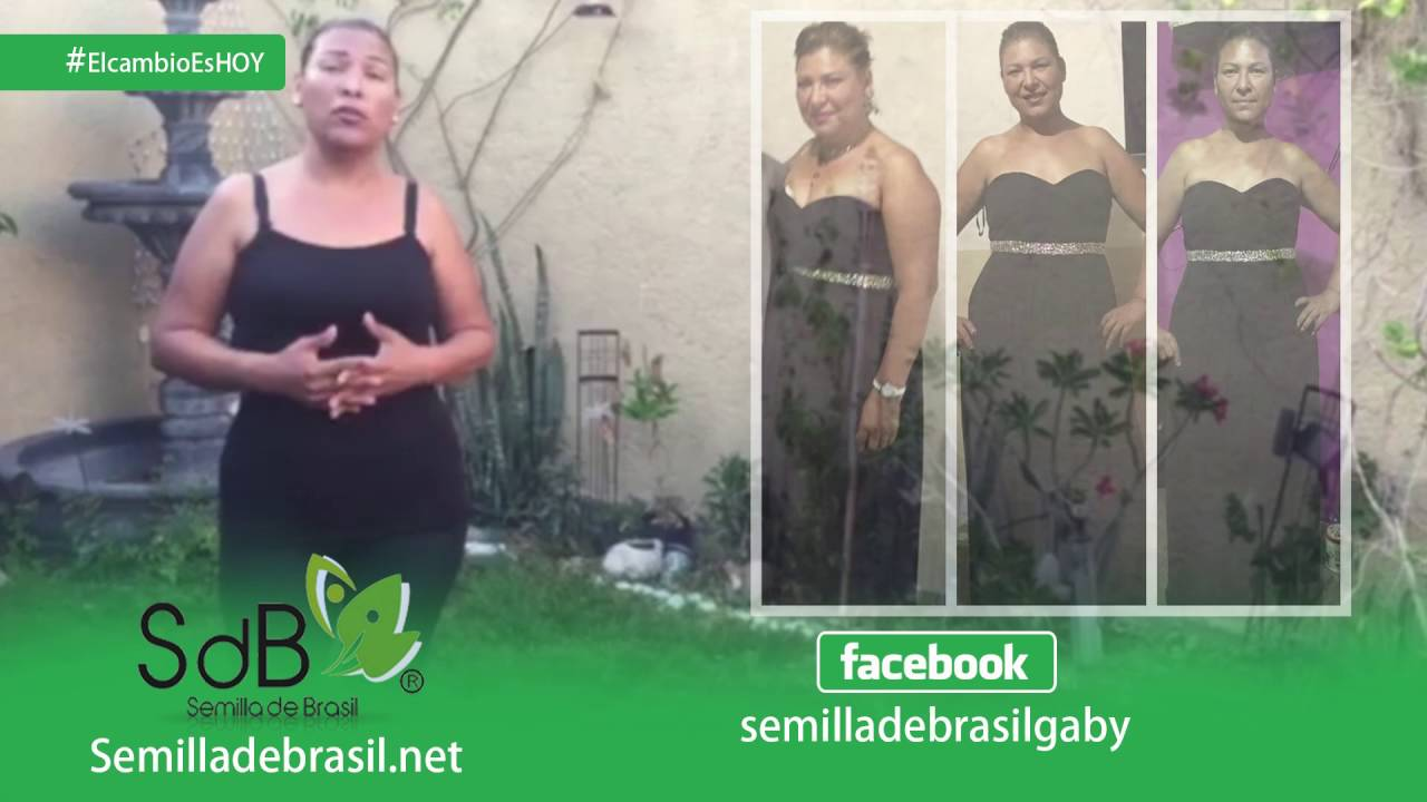 Testimonio De Patricia Semilla De Brasil Youtube