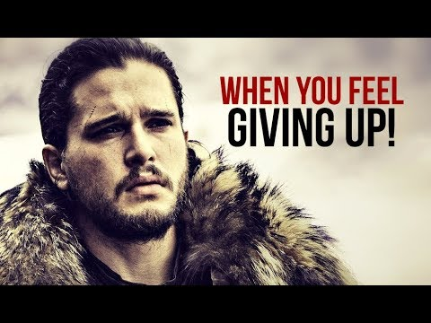 WATCH THIS BEFORE YOU GIVE UP | Motivational Video for Laziness, Depression & Anxiety (best speech)