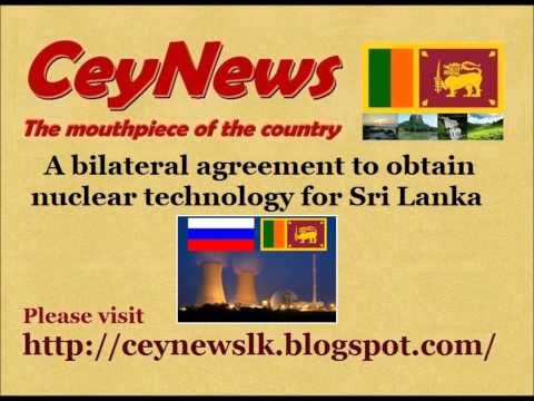 Nuclear Power for Sri Lanka
