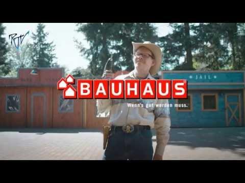 bauhaus offizieller tv spot kurz april 2015 german hd youtube. Black Bedroom Furniture Sets. Home Design Ideas