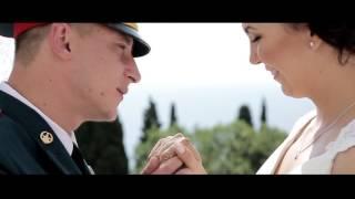 Крымская морская свадьба Руслан и Диана