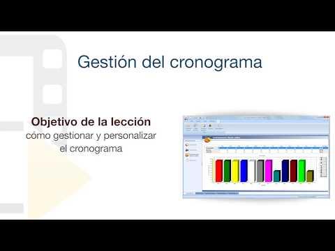 Tutorial de PriMus KRONO - Gestión del cronograma - ACCA software thumbnail