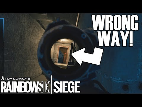 A Noobs Situational Awareness - Rainbow Six Siege