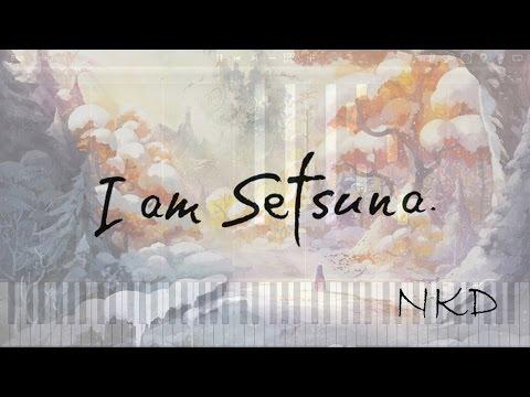 """The Lone Reaper"" - I am Setsuna OST [Piano Tutorial] (Synthesia)"