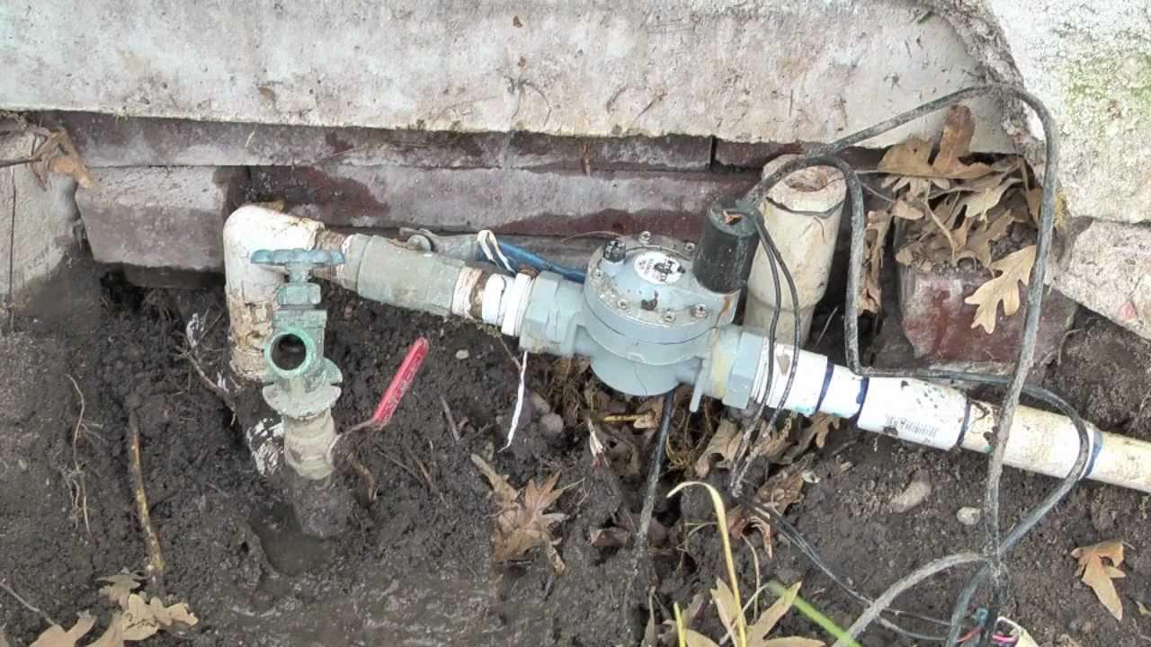 richdel sprinkler valve diagram 2014 bmw 328i engine replace an irritrol youtube