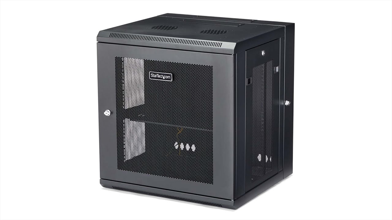 12cm AC Fan Kit for Server Rack Cabinet STARTECH.COM ACFANKIT12