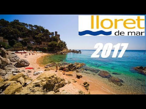 Costa Brava Lloret de mar 2017
