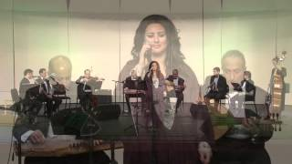 National Arab Orchestra Takht Ensemble - Il-Wardi Gameel - Ghada Derbas