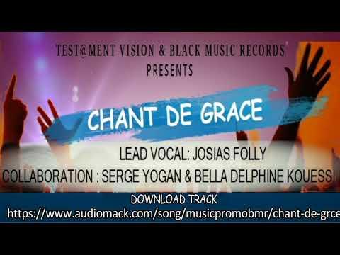 JOSIAS FOLLY  - Chant de Grâce  [ Gospel Music ]