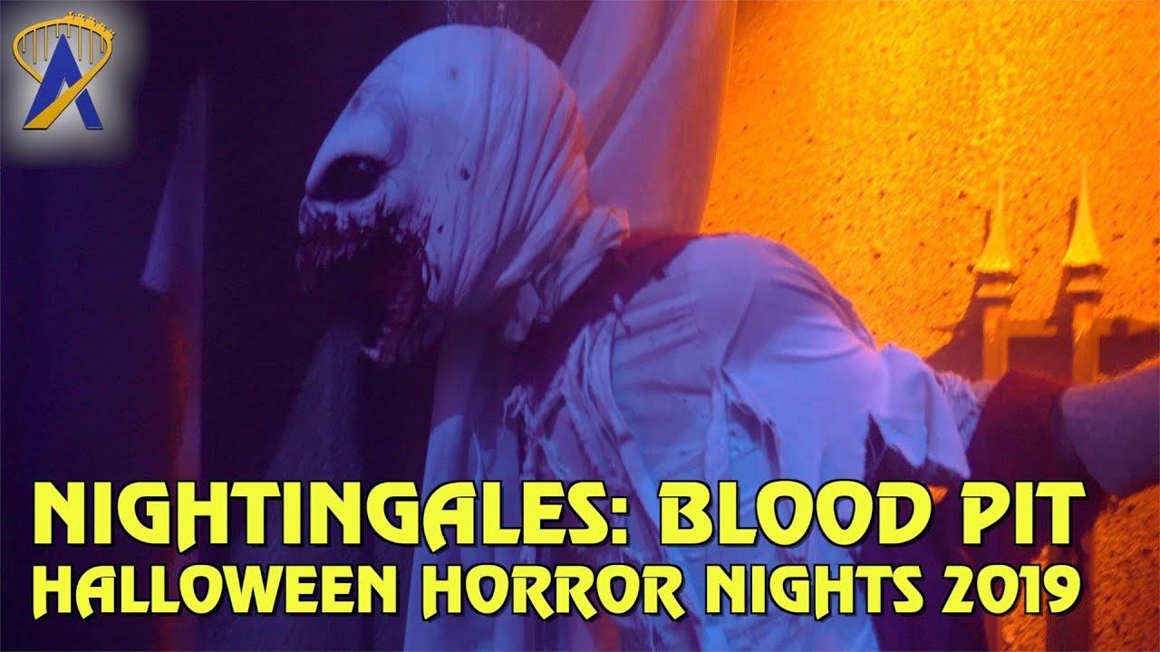 Halloween Horror Nights 2019 Poster.Videos Halloween Horror Nights 2019 Now Open At Universal