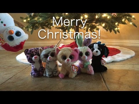 Beanie Boo's: Merry Christmas! (Christmas Special)