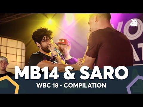 MB14 & Saro | WBC Tag Team 2018 Champion
