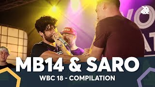 MB14 & Saro | WBC Tag Team 2018 Champion