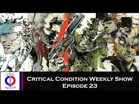 The Circle & MGS Rise and Fall Part 1 - Critical Condition Episode 23