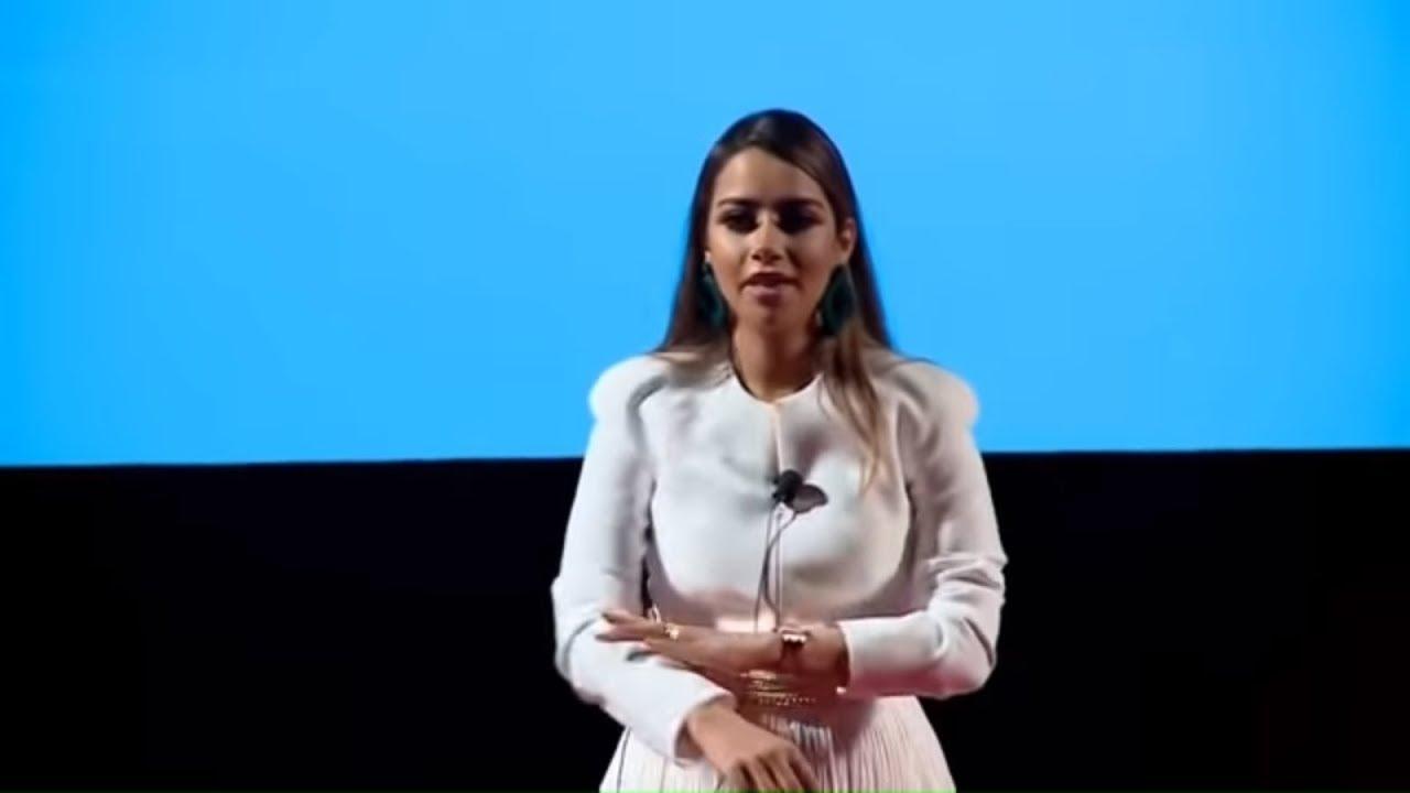 بلقيس تحكي تجربتها مع الرهاب الاجتماعي والعلاج منه في مؤتمر تيدكس العالمي