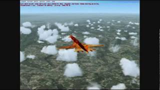 Boeing 2707 FIREBALL Texture