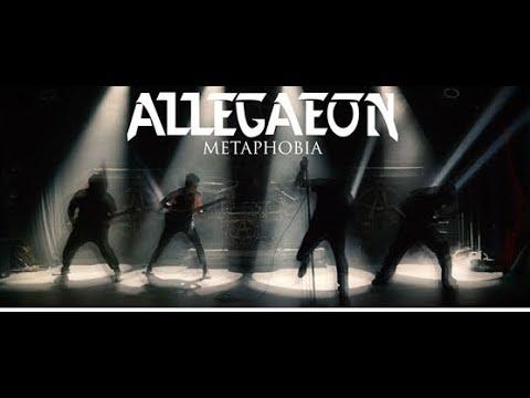 """Allegaeon debut new video for """"Metaphobia"""" off Apoptosis + tour..!"""