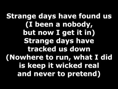 Tech N9ne - Strange 2013 - Lyrics