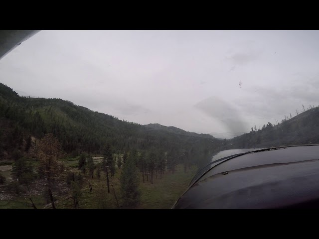 Weatherby Airstrip Takeoff