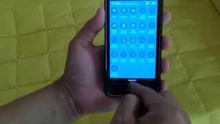 cara cek pulsa e money atau e toll dengan handphone nfc