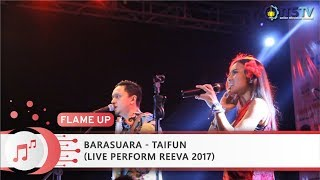 Download Barasuara - Taifun (Live Perform REEVA 2017)