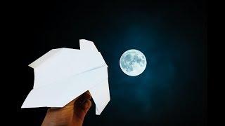 쌍날개 종이비행기 국가대표 접기 National Representative Easy Paper Plane Folding