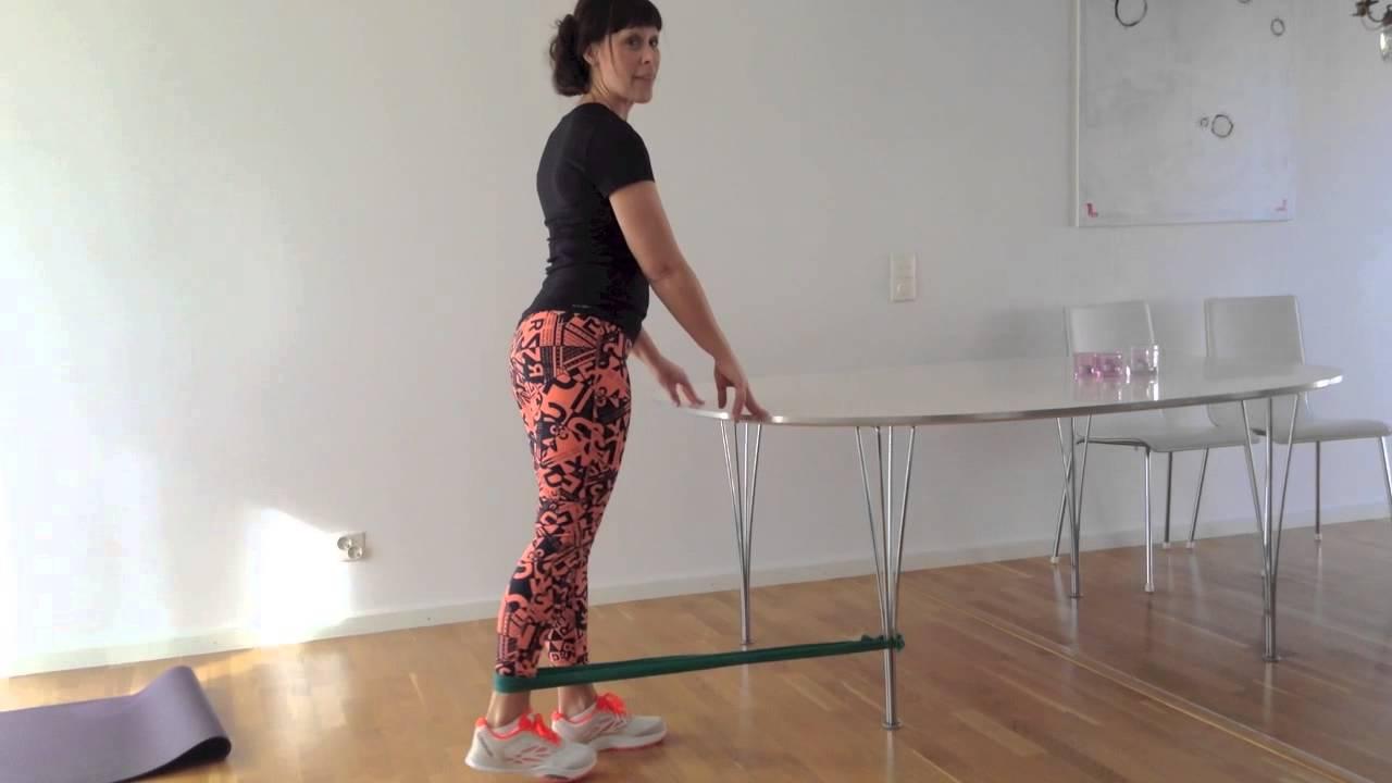 Artros knä övningar