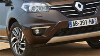 Renault Koleos Bose Edition 2012 Videos