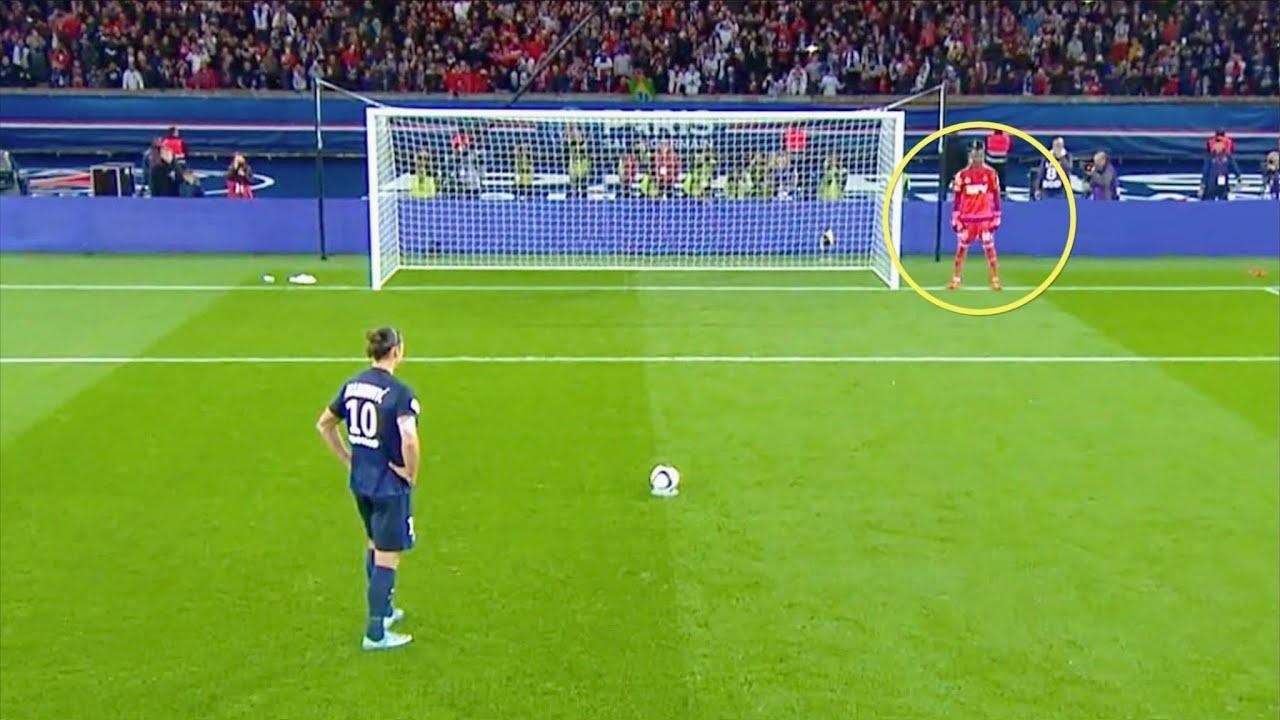 Legendary Penalty Kick Moments