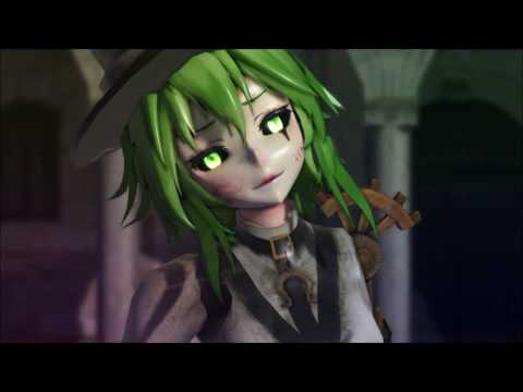 ♥MMD♥ The Zombie Song