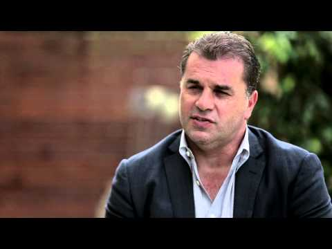 Ange Postecoglou on the Challenge of Change