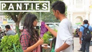 Pulling Panties From Hair Prank | ANB Team | Pranks in India